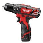 M12 3/8″ Hammer Drill/Driver Kit, 2408